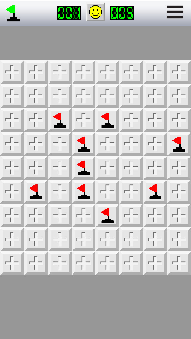Minesweeper 1990 screenshot 2