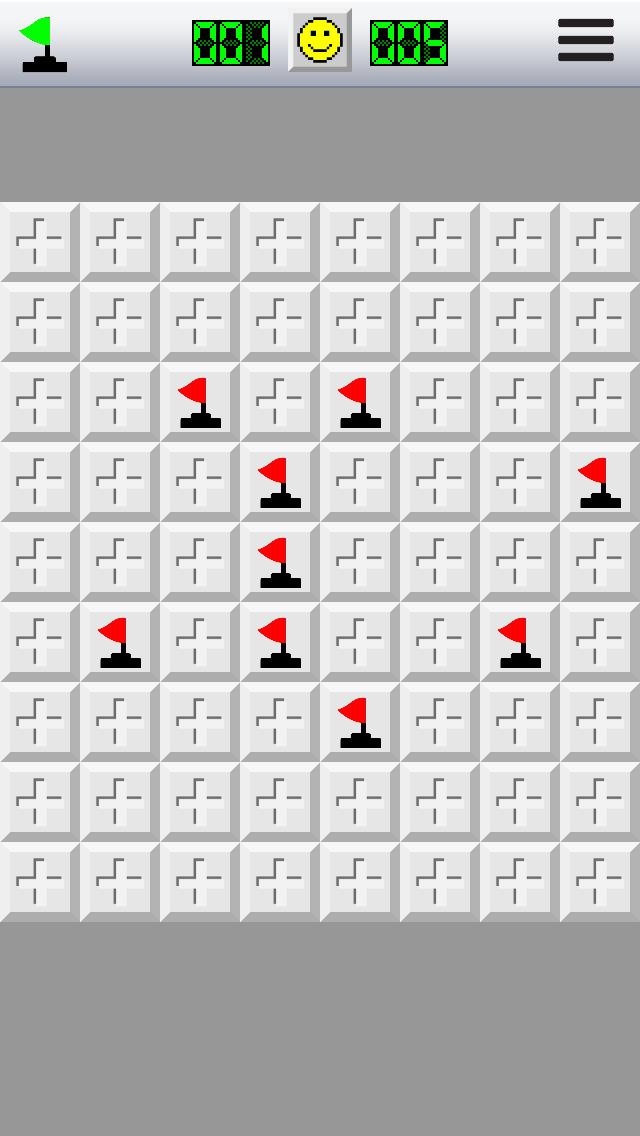 Minesweeper 1990 screenshot 2