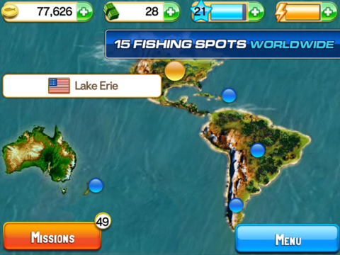Fishing Kings Free+ screenshot 10