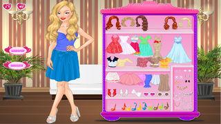Retro Fashion Girl screenshot 4