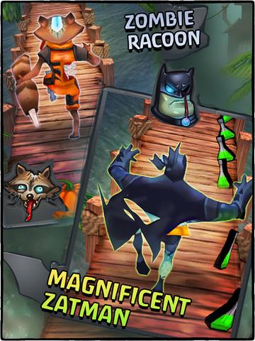Zombie Run HD screenshot 8