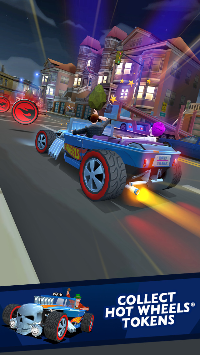 Crazy Taxi City Rush screenshot #3