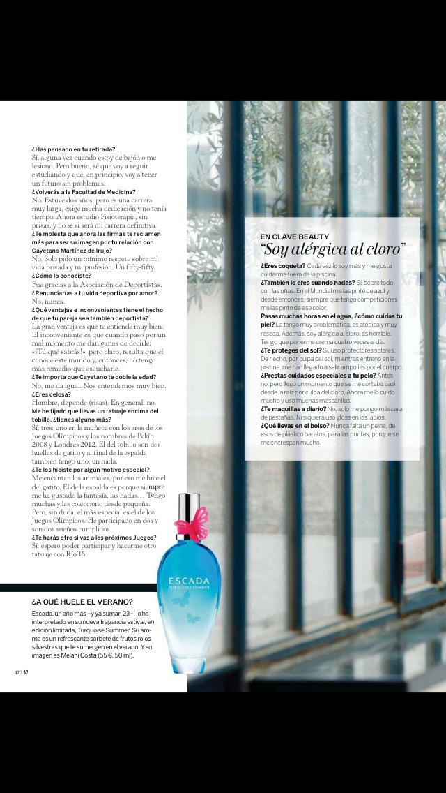 Woman Madame Figaro (revista) screenshot 5