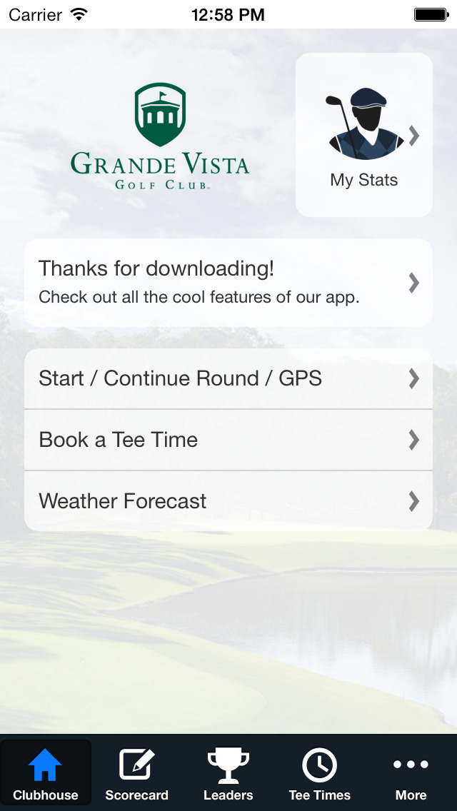 Grande Vista Golf Club screenshot 2