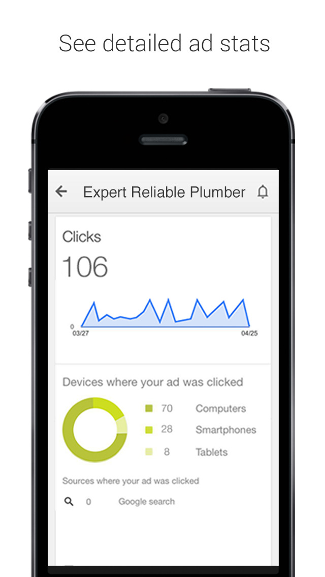 AdWords Express screenshot #5
