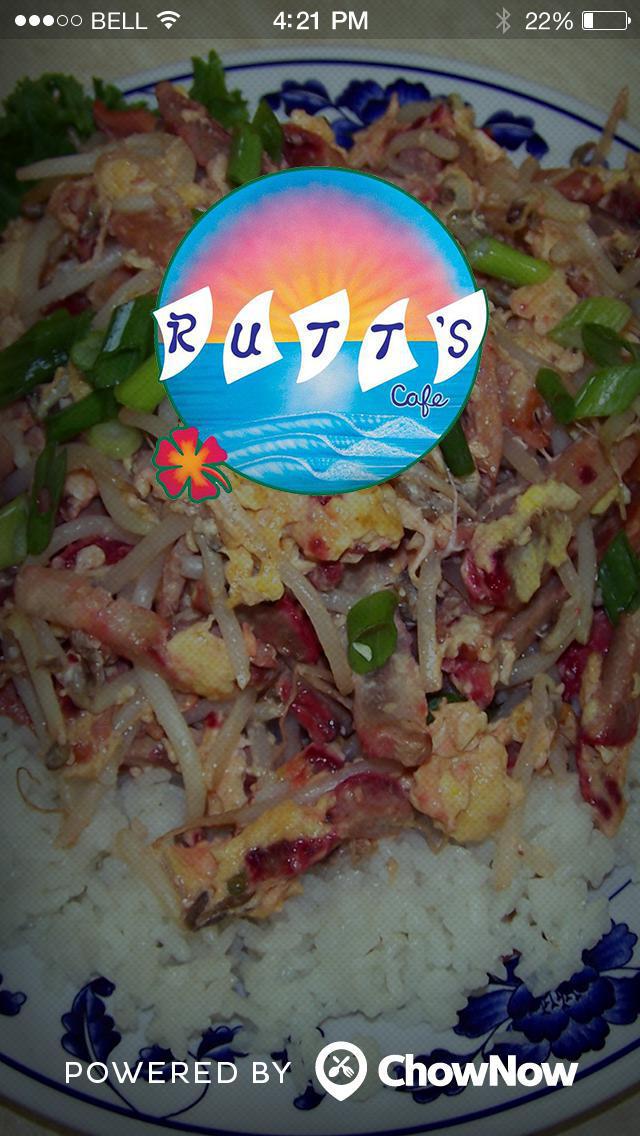 Rutt's Hawaiian Cafe screenshot 1