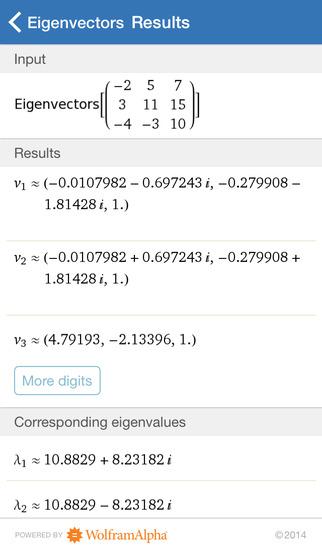 Wolfram Linear Algebra Course Assistant screenshot 5