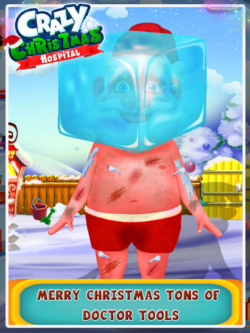 Crazy Christmas Hospital screenshot 6