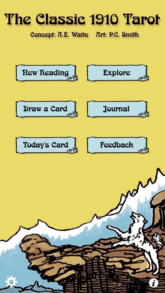 Tarot! screenshot 2