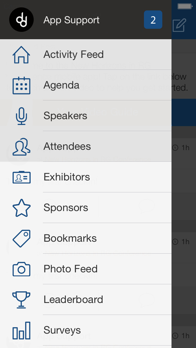 CMF Events screenshot 2