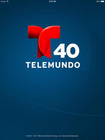 Telemundo 40 screenshot 6