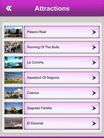 Spain Tourism screenshot 8