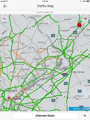 CoPilot HD USA – GPS Navigation & Offline Maps screenshot 9