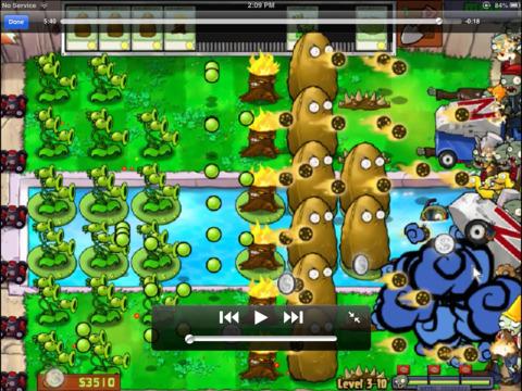 Free Guide For Plants vs. Zombies HD screenshot 4