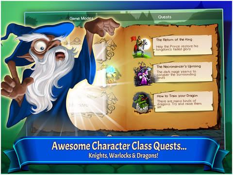 Doodle Kingdom™ HD screenshot 4