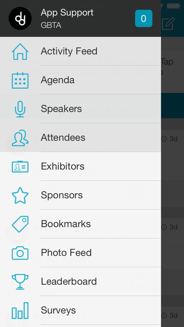 American Express M&E Events screenshot 2