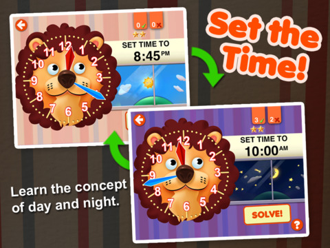 Interactive Telling Time Pro screenshot 7