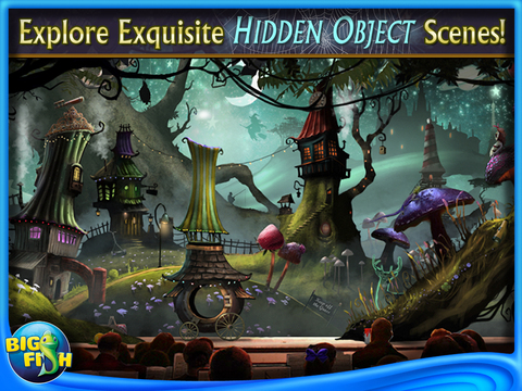 Dark Manor: A Hidden Object Mystery. screenshot 8