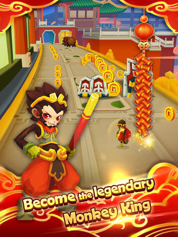 Monkey King Escape screenshot 7