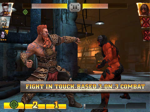 WWE Immortals screenshot 8