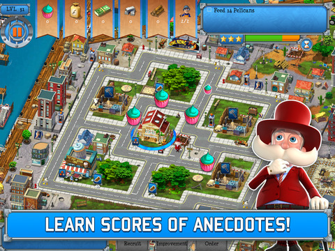 Monument Builders : Alcatraz FREE screenshot 8