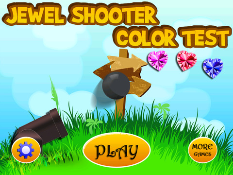 ` Jewel Shooter Color Test Fun Brain Training Time Waster Free Game screenshot 6