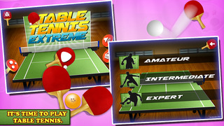 Table Tennis Extreme screenshot 1
