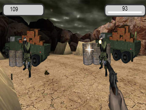 3D Sniper Misson screenshot 4