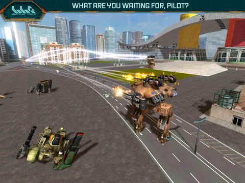 War Robots Multiplayer Battles screenshot 10