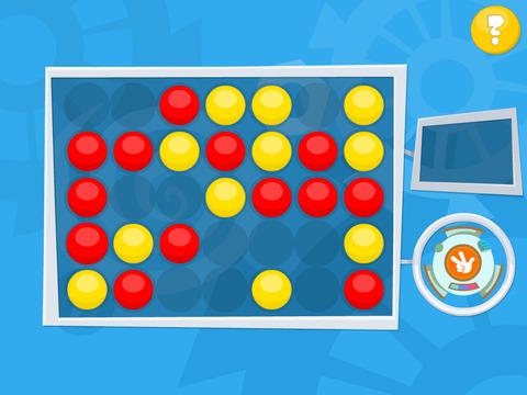 Четыре в ряд - Фиксики и Фиксиклуб screenshot 7