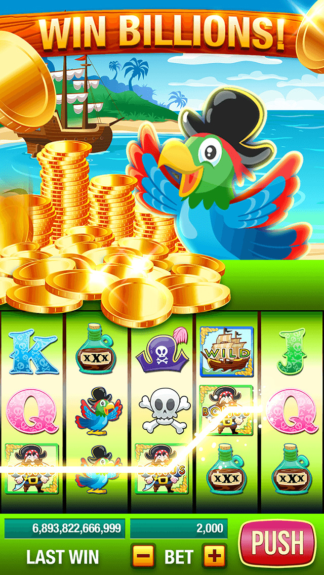 Slots Vacation screenshot #1