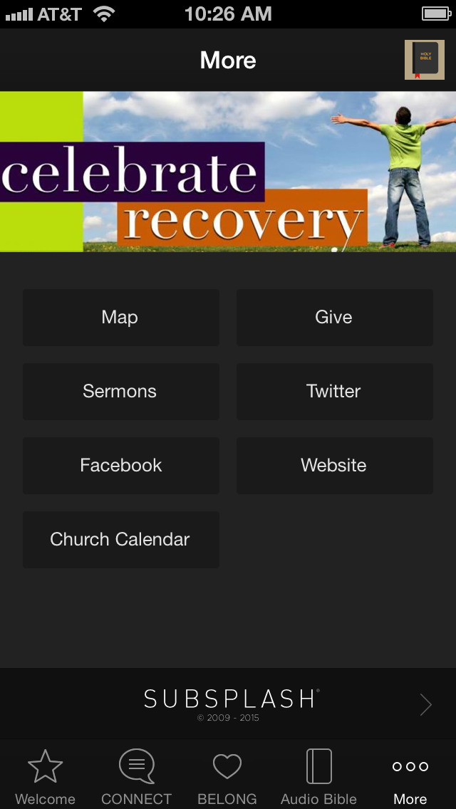 CommunityChurch.tv screenshot 3