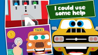 Cars, Trains and Planes Cartoon Puzzle Games Pro screenshot 2