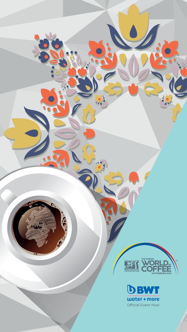 World of Coffee 2016 screenshot 2