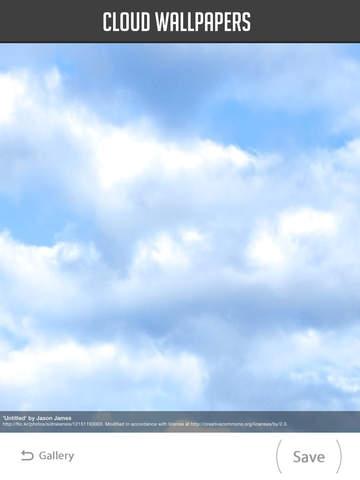 Cloud Wallpapers screenshot 7