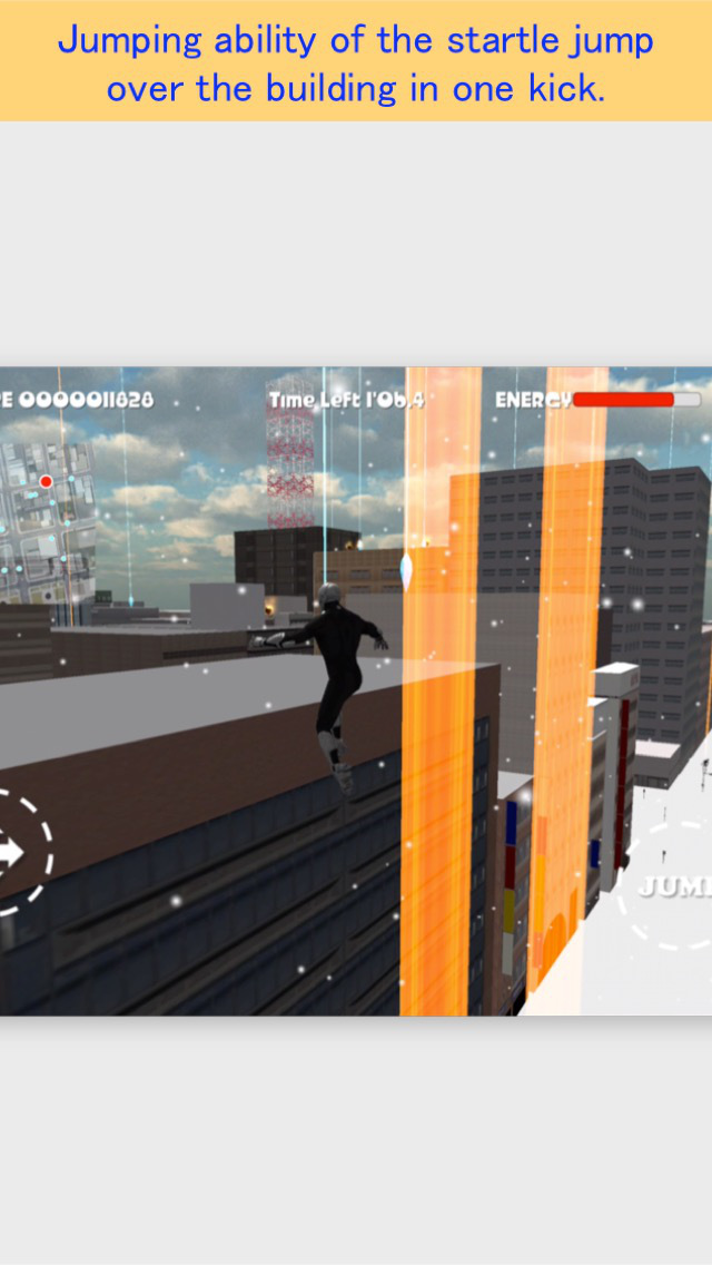 Sapporo Run Away FREE screenshot 3