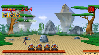 Ninja Dynasty Run screenshot 2
