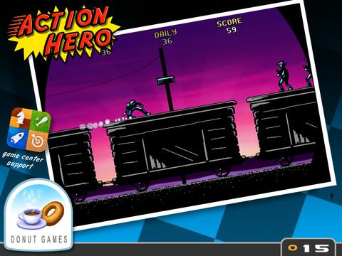 Action Hero screenshot 5