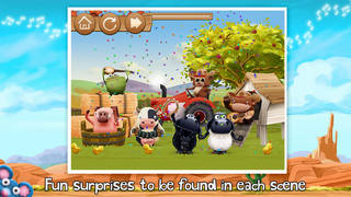 Animal Band Nursery Rhymes screenshot 4