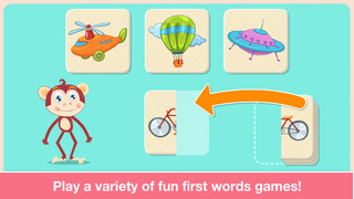 Preschool First Words Baby Toddlers Learning Games screenshot 4