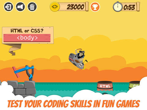 CodeQuest - Learn how to Code on a Magical Quest with Games screenshot 10