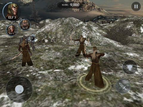 The Hobbit: Battle of the Five Armies - Fight for Middle-earth screenshot 8