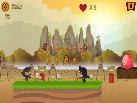 A Block Ninja Assassin screenshot 7