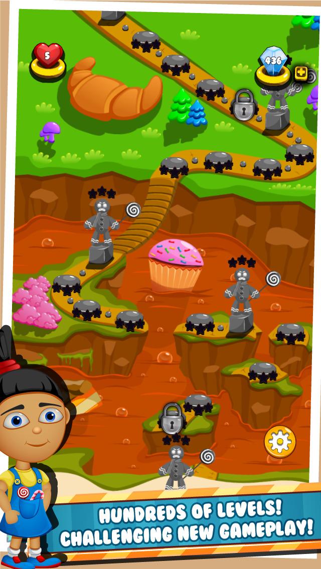 Muffin Quest screenshot 1