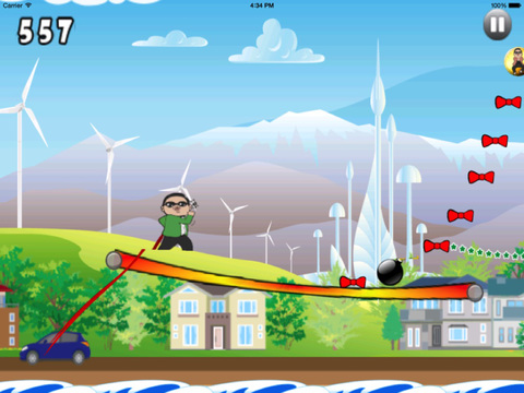 Hero City Jump PRO screenshot 10