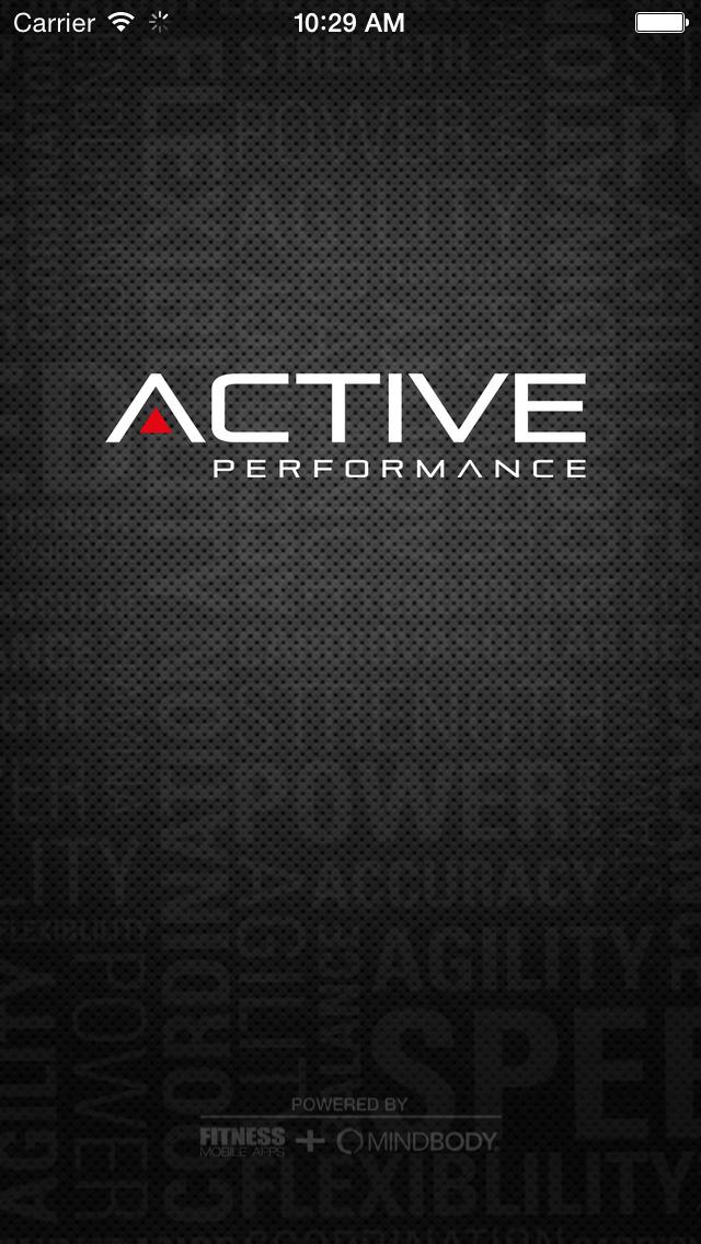 Active Performance screenshot #1