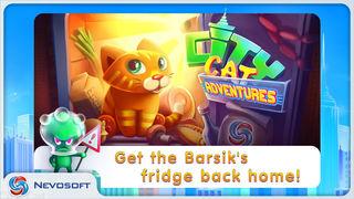 City Cat: Adventures screenshot 1