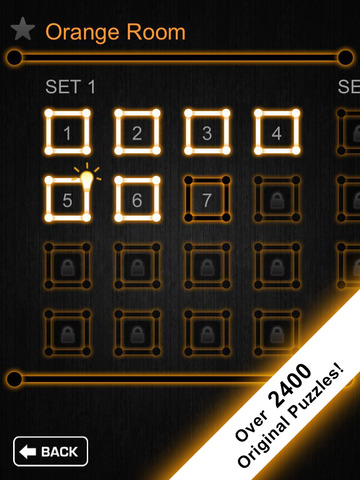 Glow - neon puzzle games screenshot 8