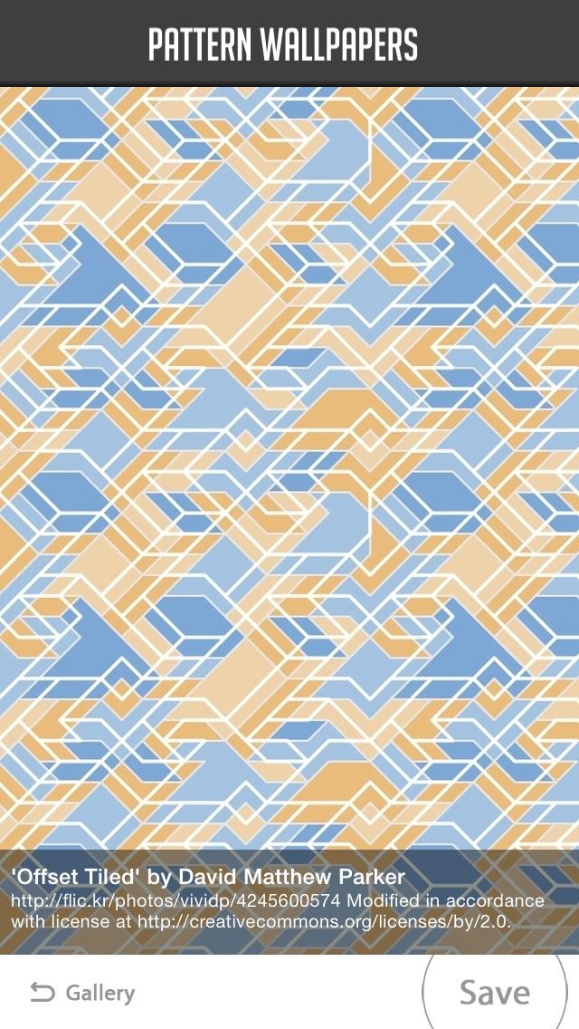 Pattern Wallpapers screenshot 3