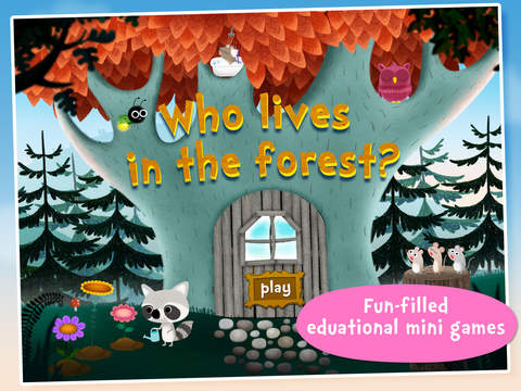 Who Lives in the Forest? screenshot 6